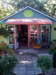Shops On Tybee Island Georgia Photographs By Jackie