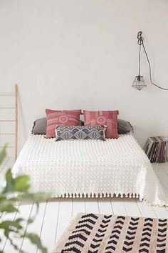 Tufted Dot Coverlet   I Have ALWAYS Wanted One Of These