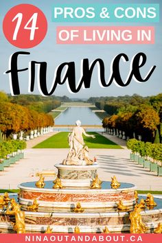 Pros and Cons of Living in France   France travel guide   France travel tips   France travel ideas   France food guides   France packing lists   France national parks   France travel road trips   France travel photography   France travel Paris   France Bucket List   France Travel Bucket List   Things to do in France   France things to do in   France travel amazing places   France travel itinerary   France travel aesthetic   France travel outfits Europe Travel Tips, Travel Guides, Travel Destinations, Travel Articles, Travel Goals, Visit France, Spain And Portugal, London Travel, France Travel