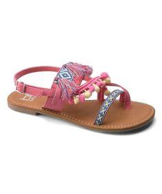 Coral Ulrica Embellished Sandal