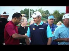 Celebrity Par 3 Challenge: Omega Dubai Desert Classic 2012 - A Nomad Video Production