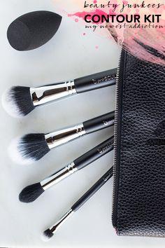 Beauty Junkees Contour & Highlight Brush Set - My Newest Addiction