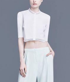 Designer Blouses for Women | Sheer & Silk Blouses | Elie Tahari