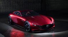 。/ - ap-automotivememories: Mazda RX-Vision Concept -...