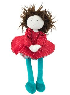 Moulin Roty Les Coquettes Louison Small Rag Doll