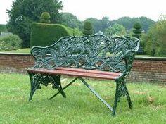 victorian garden furniture - Google Search