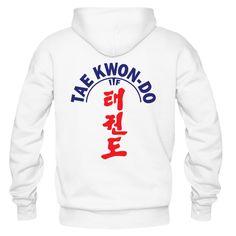 #british #taekwondo #hoodie back