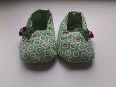 zapatillitas patch para bebé