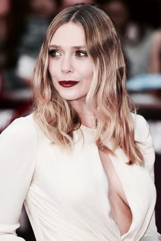 Elizabeth Olsen | Captain America Civil War premiere. (04/26/16) : Hombres Mag For Men | MoreSmile