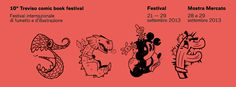 tcbf Banner 10 #comics #treviso #italy #tcbf13 Treviso Comic #Book #Festival