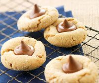 Blossoming Almond Butter Cookies
