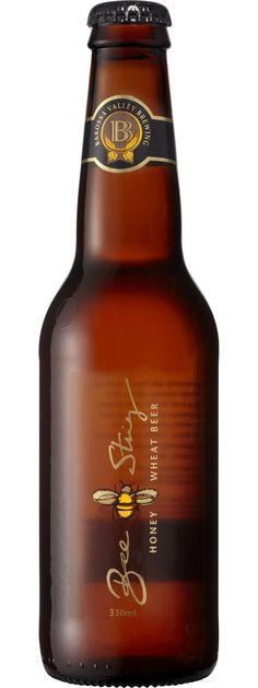 Bee Sting: Honey Wheat Beer