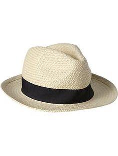 Womens Straw Panama Hats