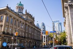 King and Jarvis is one of the most historical intersections in the modern Toronto!