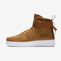 big sale eb38e c6e14 Online Sale Nike SF Air Force 1 Mid Men s Shoes Desert Ochre White Sequoia  Sale Online Discover the latest trends and promotions!