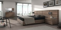 DORMITORIO 13. Dormitorio modular  de 286 cm de largo.