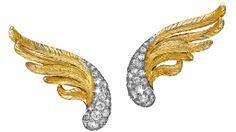 2013's Ultimate Luxuries: Gift Guide. Verdura earrings, $38,500
