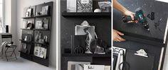 Fai da te: Portariviste facile da realizzare con mensole Ikea | ARC ART blog by Daniele Drigo