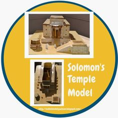 Solomon Rebuilds the Temple