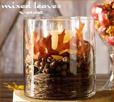 19 Fall Party Centerpiece Projects.