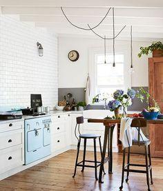 diseño iluminacion cocina foco - Buscar con Google