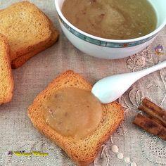 COMPOSTA DI PERE E ZENZERO, ottima perfetta per la colazione o merenda .....o da gustare con dei formaggi saporiti....