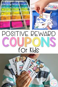 Coupons for Kids: Looking for a great classroom management strategy that kids and teachers will love? Classroom reward coupons are the perfect idea for handling behavior in a positive way.plus it's FREE! Behavior Coupons, Classroom Reward Coupons, Behavior Plans, Behavior System, Behavior Charts, Reward System, Kindergarten Classroom Management, Classroom Management Strategies, Classroom Organization
