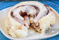 Homemade Cinnabon- these were a huge hit! Every dad loves a good cinnamon roll