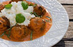 Meatballs with Fresh Ricotta Recipe