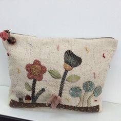 Just completed a new purse to keep my sewing bits and piec… | Flickr
