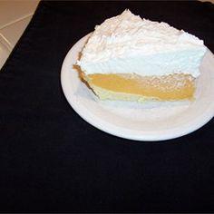Cantaloupe Cream Pie II - Allrecipes.com
