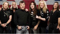 Iron Maiden en Argentina en 2016