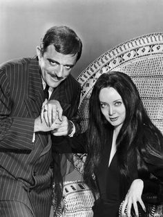 images of the tv show the addams family | The Addams Family - A Família Addams