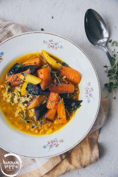 porkkanat & kurkumaliemi / Hannan soppa