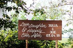 Personalised Love Quote Vinyl Decal Wedding Sign for a Rustic Wedding Sign - the perfect DIY wedding signage, easy to apply for a budget wedding affiliate Rustic Country Wedding Decorations, Rustic Wedding Signs, Wedding Signage, Budget Wedding, Diy Wedding, Wedding Ideas, Wedding Quotes, Sparkler Send Off, Love Sparkle