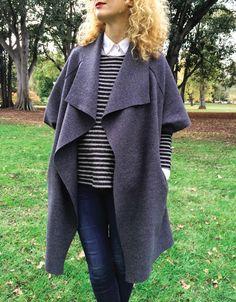 NEW :: The Sydney Jacket Pattern