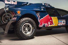 Dakar Rally 2014: Carlos Sainz's SMG desert racer