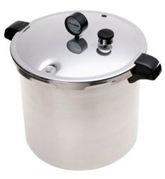 Pressure Cooker Cooking including a Cooking Times Chart, plus links for canning beef, chicken, ham, fish and game meat