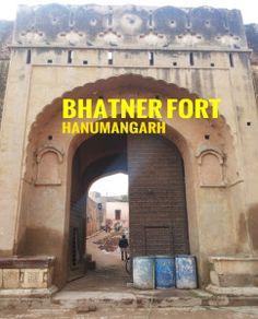 bhatner fort Hanumangarh Town  #fort #bhatner #hanumangarh http://www.rj31force.com/bhatner-fort-hanumangarh/
