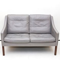 2208 B. Mogensen Two-Seater Grey, £2,000, now featured on Fab.