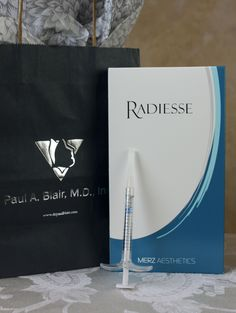 Radiesse is a filler that adds volume to areas with moderate to severe wrinkles or folds in the face.