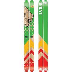 4FRNT Skis CRJ Ski