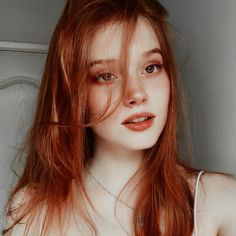 Beautiful Red Hair, Beautiful Redhead, Red Hair Woman, Female Character Inspiration, Ginger Girls, Redhead Girl, Ginger Hair, Tumblr Girls, Girl Face