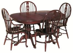 Amish Regent Windsor Dining Chair - Keystone Collection