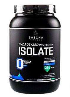 Sascha Fitness Hydrolyzed Whey Protein Isolate (2 Pounds, Vanilla ) https://www.amazon.com/Fitness-Hydrolyzed-Protein-Isolate-Vanilla/dp/B01BODRE50/ref=as_li_ss_tl?ie=UTF8&qid=1473018827&sr=8-90&keywords=Protein&linkCode=ll1&tag=pinterest08e0-20&linkId=47b3942a07e0f831ca70b075631f7fa0
