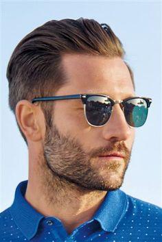 Men's Signature Sunglasses from Next   Men's Hair Cut Idea   www.designerclothingfans.com