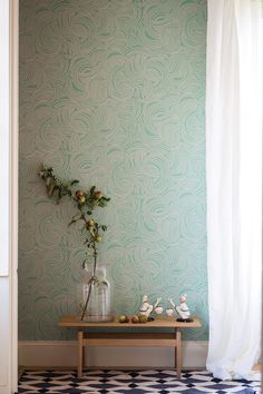 2015 New Wallpapers | Tourbillon BP 4804 | Farrow & Ball