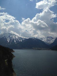 Austrian Alps Travel Agency, Alps, Austria, Mountains, Nature, Naturaleza, Nature Illustration, Off Grid, Bergen