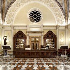 Wearing It Today: WIT Florence Travel Tip: Officina Santa Maria Novella