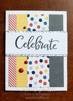 Color Your Life – April SOTM Blog Hop – My Flights of Fancy Cricut Cards, Stampin Up Cards, Cute Cards, Cards Diy, Washi Tape Cards, Masculine Birthday Cards, Scrapbook Cards, Scrapbooking, Kids Birthday Cards